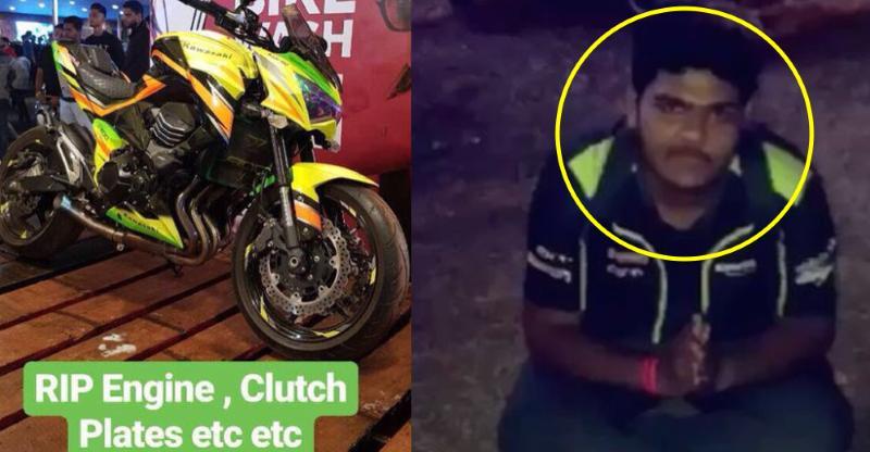 [Video] Blogger calls superbike 'ugly' at India Bike Week, gets beaten up