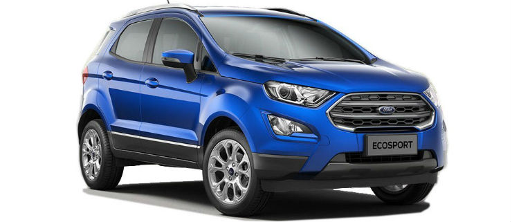 Ford Ecosport Facelift compact SUV: Problematic tyres being replaced on customer complaint