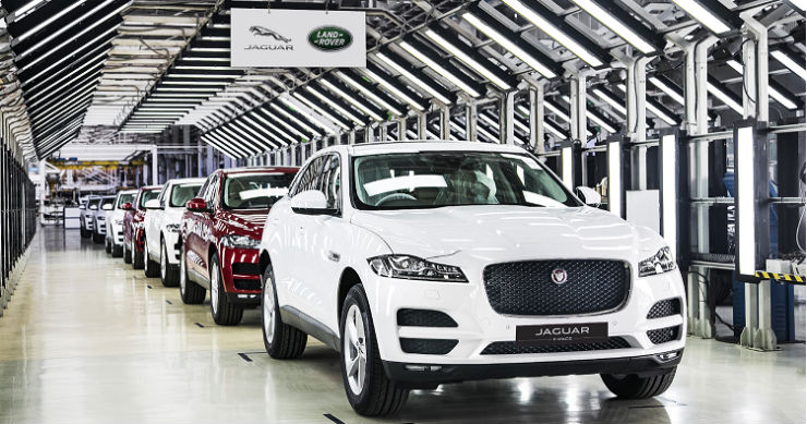 Made-in-India Jaguar F-Pace launched with a reduced price