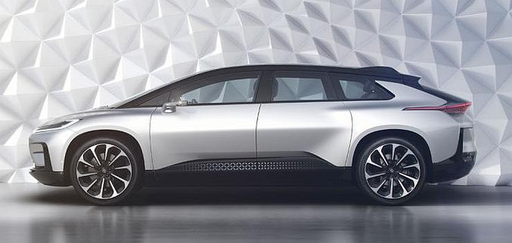 Tesla electric car motor Permanent Magnet Tata Motors 10 Stake In The Company Could Give It Lifeline Of Sorts Pushing Its Valuation To About Billion Dollars Tata In Turn Could Benefit From Cartoq Tata Motors Invests In Electric Car Startup Teslarival Faraday