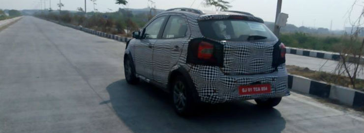 Ford Figo Cross: Fully revealed; Launch details out