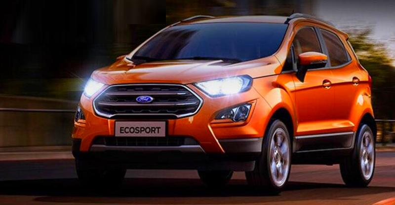 5 types of Ford EcoSport for 5 kinds of buyers