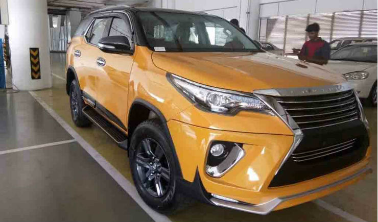 5 INSANE, modified Toyota Fortuner SUVs from India