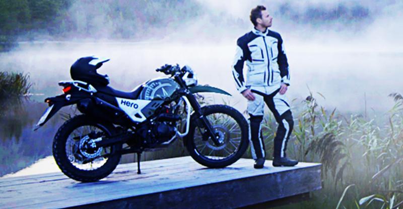 Hero MotoCorp XPulse motorcycle concept revealed at EICMA; India-bound