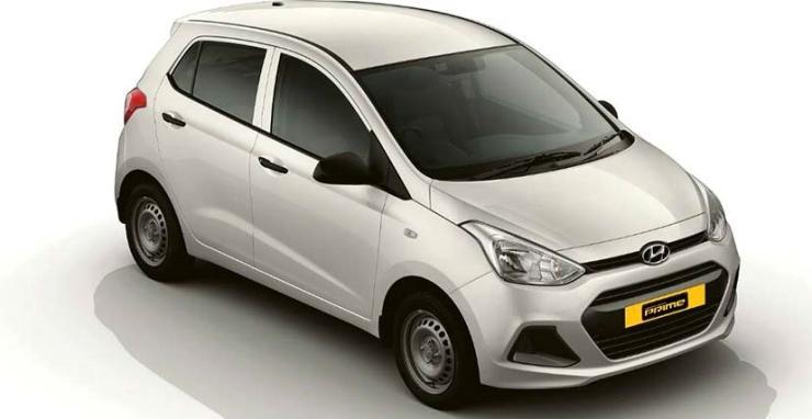 Hyundai Grand i10 Prime