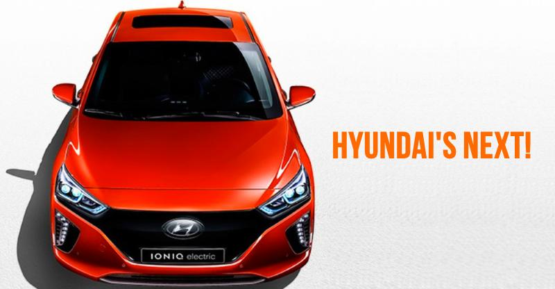 Hyundai Ioniq to be brand's first electric car for the Indian market