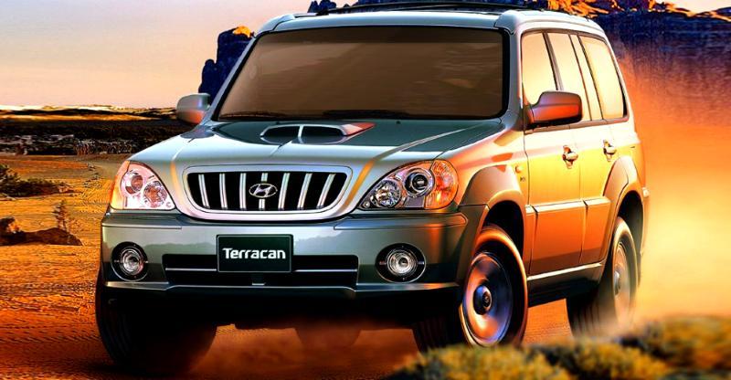 Hyundai Terracan Featured