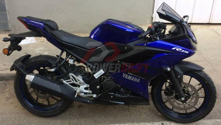 Yamaha R15 Version 3.0 fully revealed in India