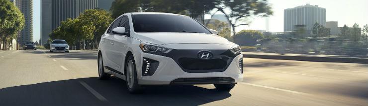 Hyundai Ioniq electric sedan confirmed for the 2018 Auto Expo
