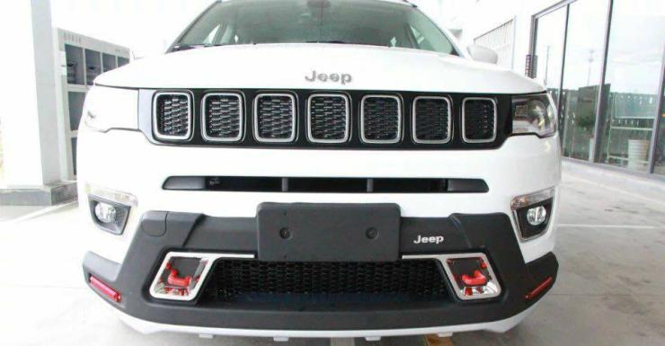 This is India's first modified Jeep Compass SUV with a body kit!