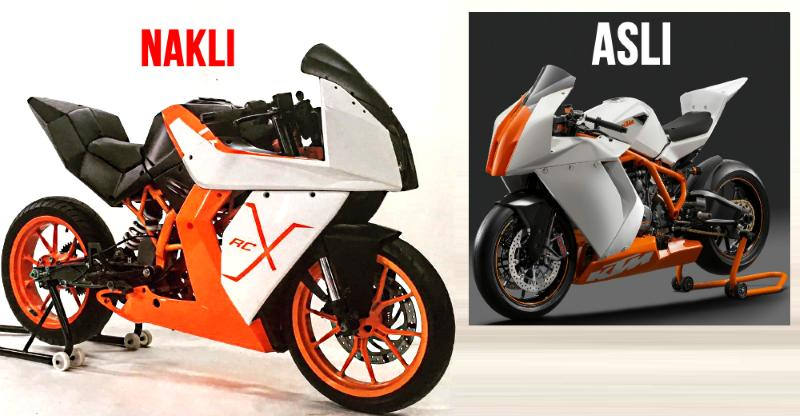 5 regular Indian bikes MODIFIED to look like superbikes: Avenger to Harley, Dominar to Ducati & more