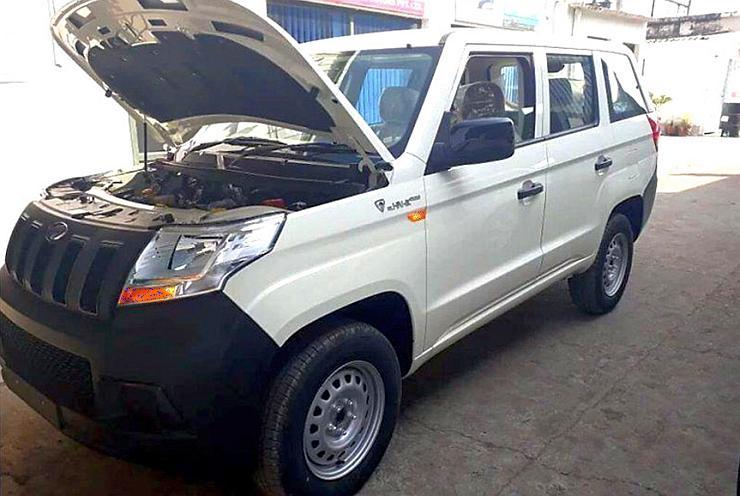 Mahindra TUV300 Plus fully revealed; Launching soon