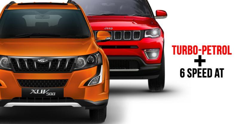 Launching soon: Mahindra XUV500 Petrol-Automatic to rival Jeep Compass SUV