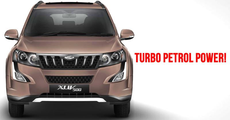 Mahindra XUV500 turbopetrol SUV unveiled in UAE; Coming to India soon