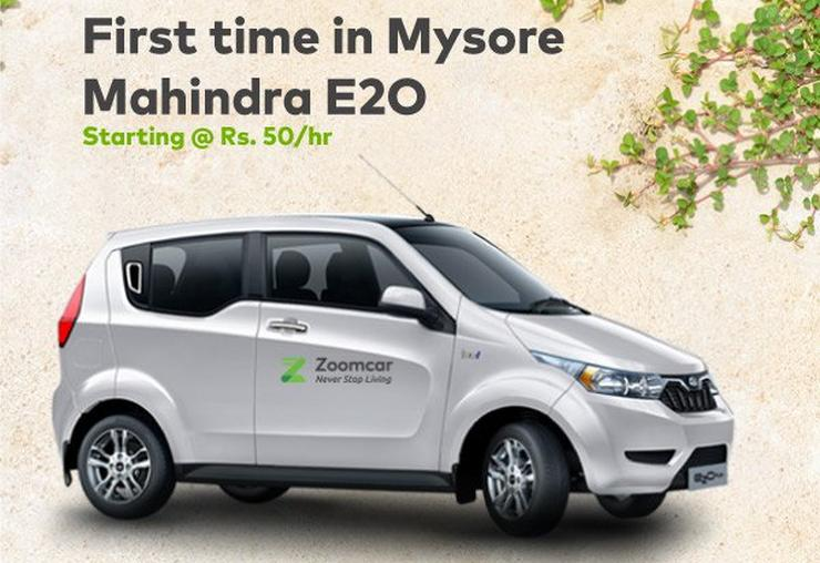 ZoomCar ties up with Mahindra Electric to add more electric cars into its self-drive fleet