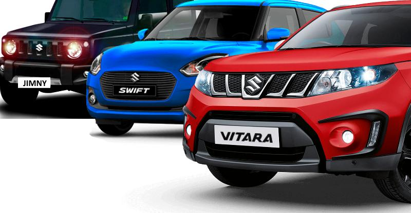 Maruti cars & SUVs coming to the Indian Auto Expo 2018