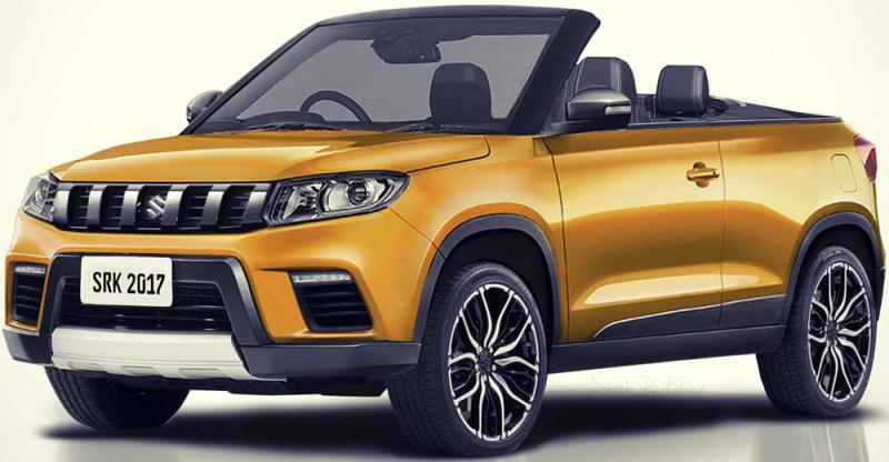 maruti vitara brezza convertible suv like the way it looks. Black Bedroom Furniture Sets. Home Design Ideas