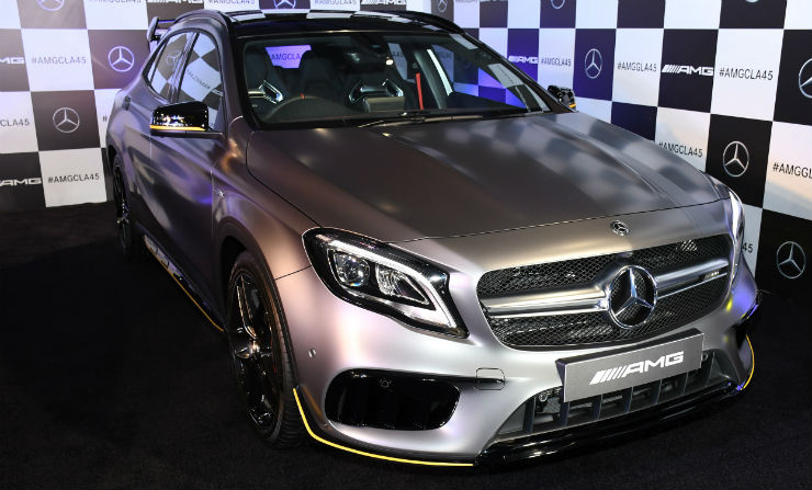 Mercedes-Benz GLA45
