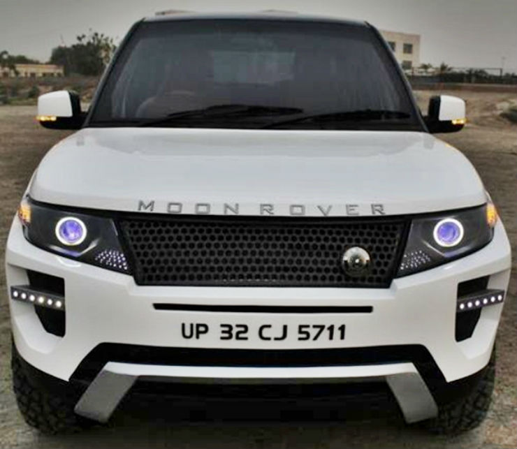 Modified Tata Safari SUVs Of India: From Macho To Classy