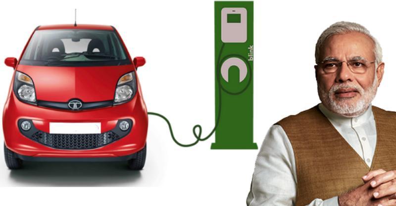 Narendra Modi to launch the Tata Nano Electric (Jayem Neo) hatchback