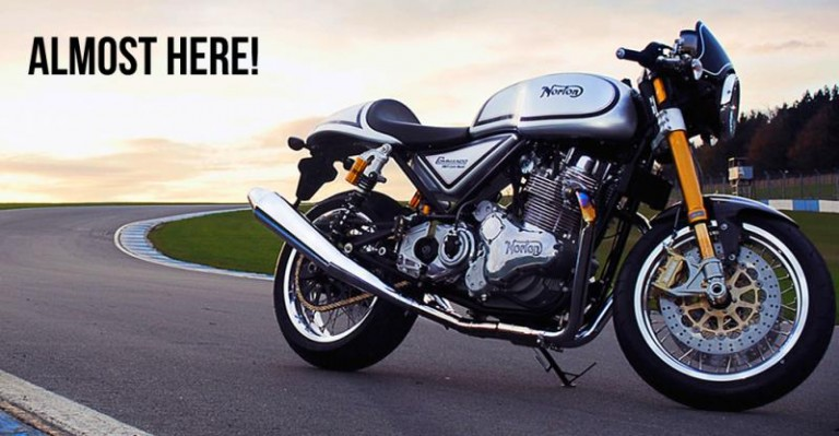 Norton Dominator & Commando CONFIRMED for India by Kinetic Chairman