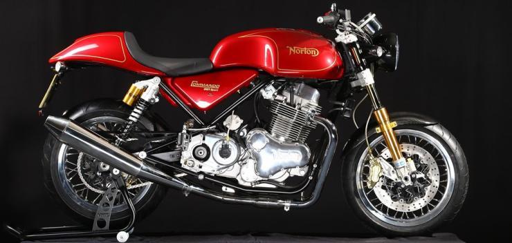 Norton Commando 961 Sport 1
