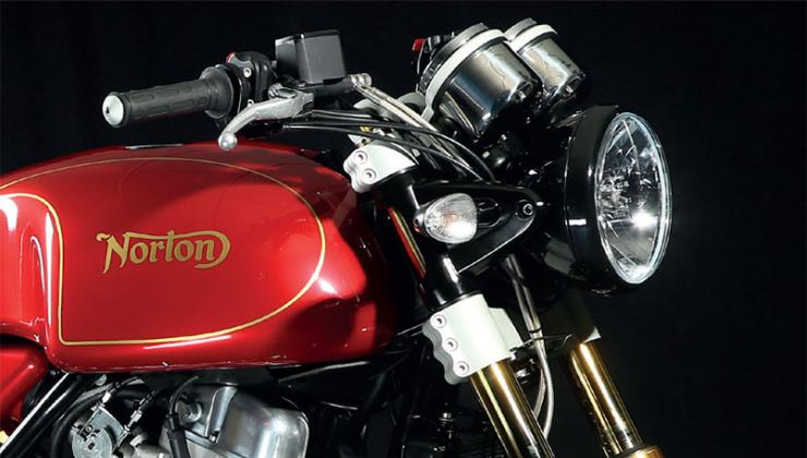 Norton Dominator & Commando CONFIRMED for India by Kinetic