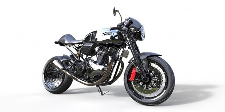 Norton Motorcycles to build Royal Enfield Interceptor & Continental GT 650 challengers