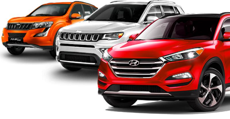 Affordable, performance SUVs for SPEED addicts in India