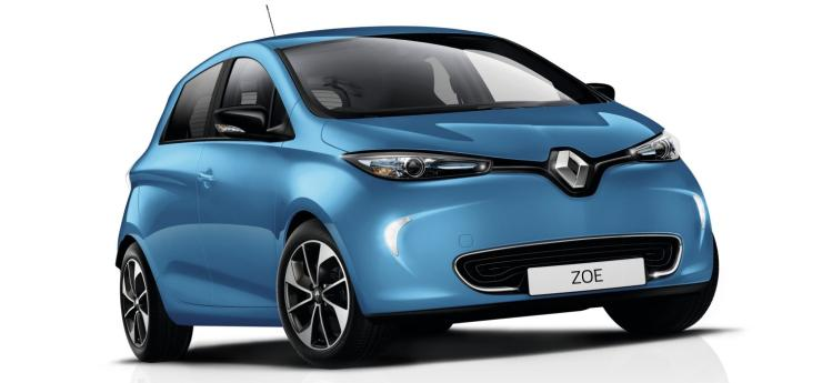 renault zoe electric car spotted in india. Black Bedroom Furniture Sets. Home Design Ideas