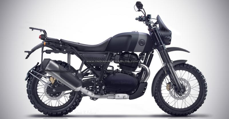 royal enfield himalayan 650 this is what it could look like. Black Bedroom Furniture Sets. Home Design Ideas
