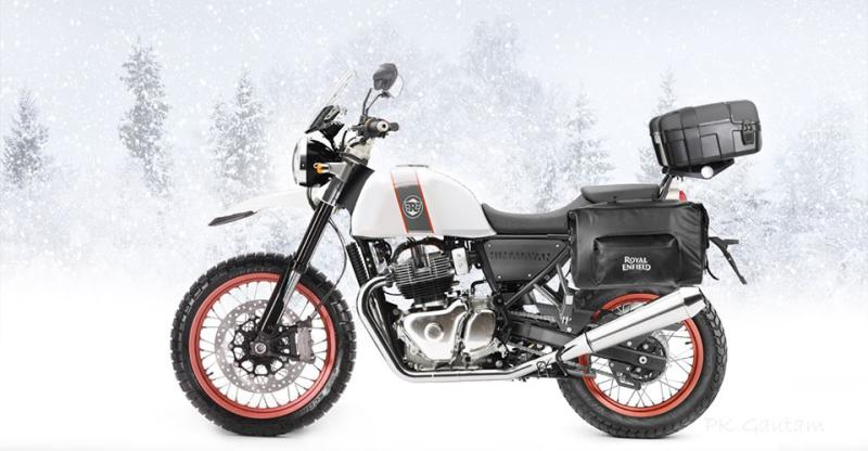 Royal Enfield Himalayan 650: Another render surfaces