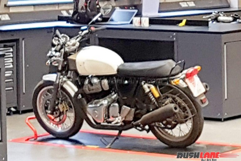 Royal Enfield Interceptor 650 & Continental GT 650 SPIED ahead of today's official reveal
