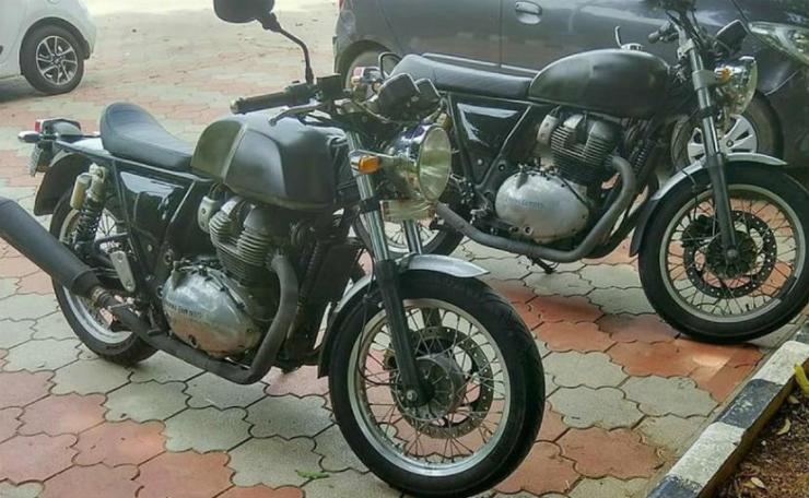 Royal Enfield's Upcoming Parallel Twin Motorcycles