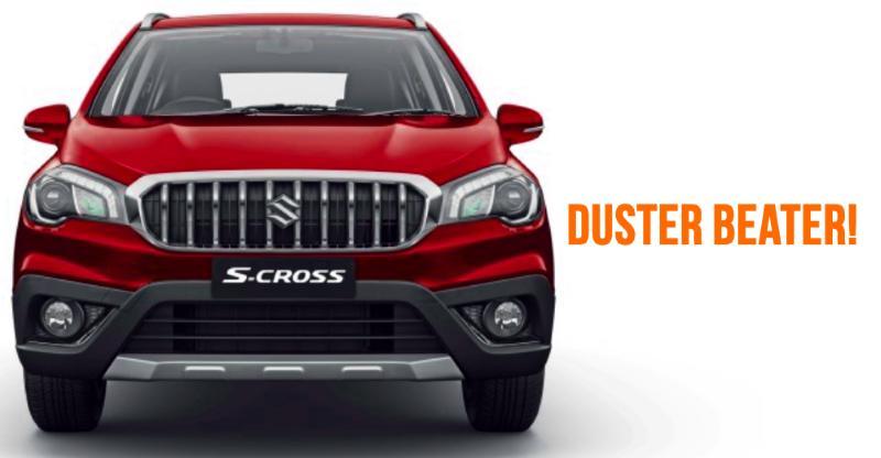 Maruti S-Cross Facelift clocks 11k bookings; Beats Renault Duster compact SUV in sales