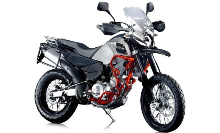 Kinetic MotoRoyale to launch SWM SuperDual adventure bike in early 2018