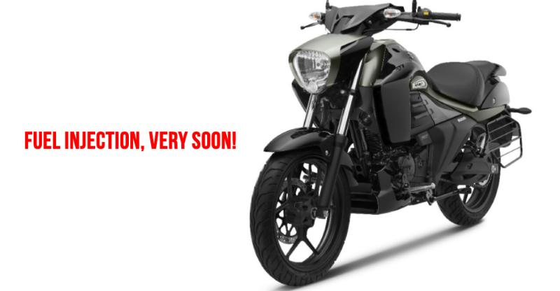 Suzuki Intruder 150 Cruiser Motorcycle Will Soon Get Fuel Injection