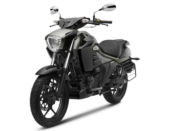 Suzuki Intruder 150 Cruiser Motorcycle Will Soon Get Fuel Injection