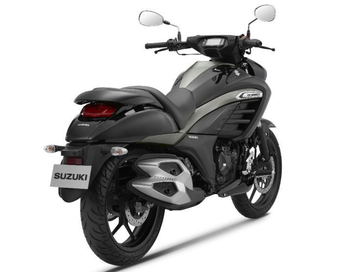Suzuki Intruder Cc