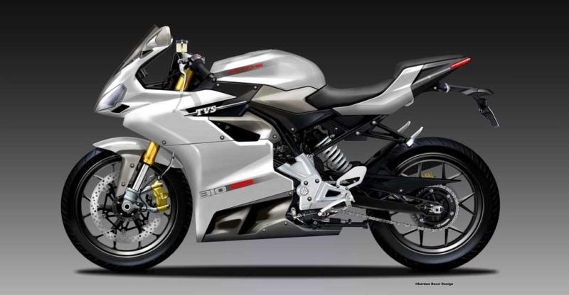 TVS Apache 310 RR sportsbike launch date REVEALED