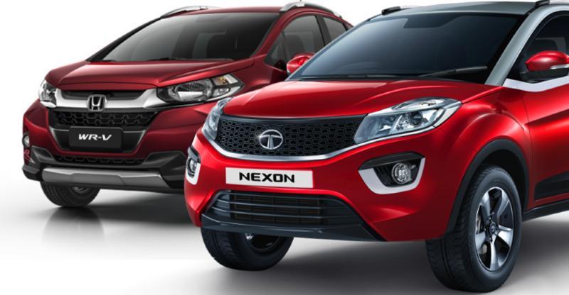 Tata Motors BEATS Honda; Nexon & Tiago do the trick