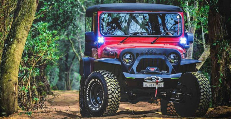 5 Modified Mahindra Thars That Are Total Beasts