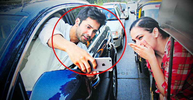 Actor Varun Dhawan gets into trouble with the Mumbai police: Here's why
