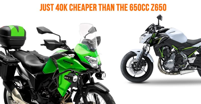 Kawasaki Versys X300: Nobody's buying them and here's proof