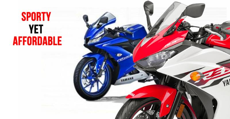 Yamaha R15 V3 & R3 ABS sportsbikes launching soon in India