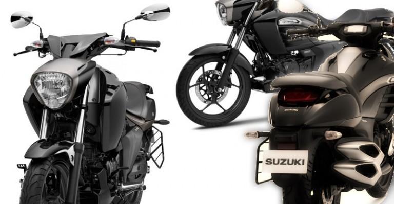 Suzuki Intruder 150 cruiser motorcycle Ad video & studio photo gallery