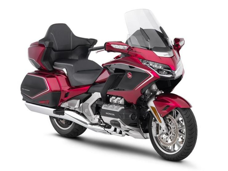 all new 2018 honda goldwing cruiser motorcycle launched in india. Black Bedroom Furniture Sets. Home Design Ideas