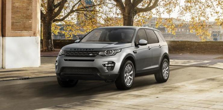 2018 Land Rover Discovery Sport SUV launched in India