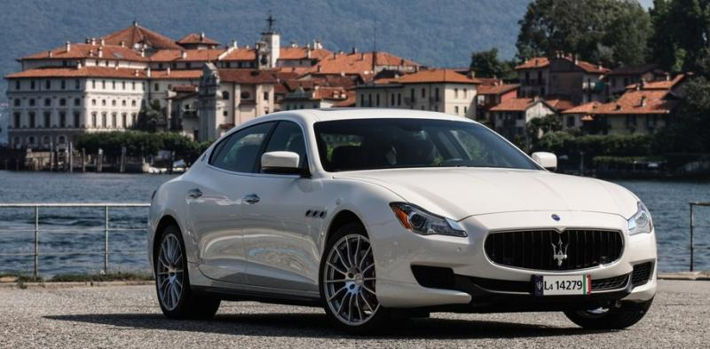 2018 Maserati Quattroporte Gts Sports Luxury Car Launched In India