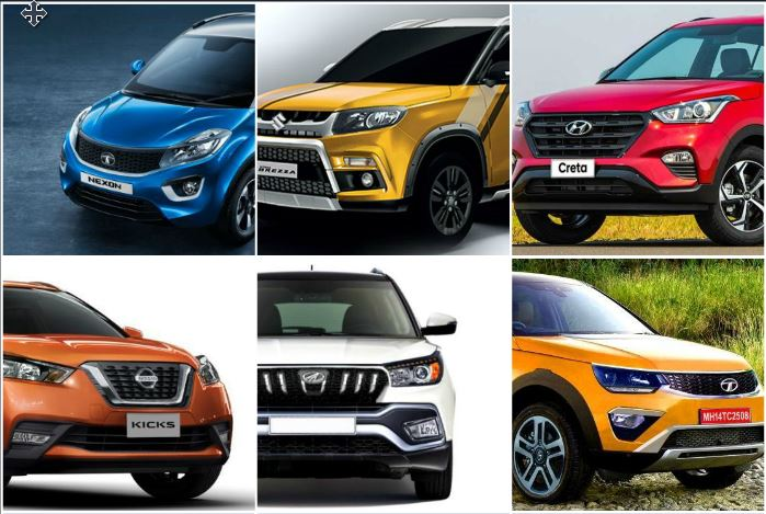 6 new affordable compact SUVs launching in 2018: from Maruti, Hyundai, Tata, Mahindra & more